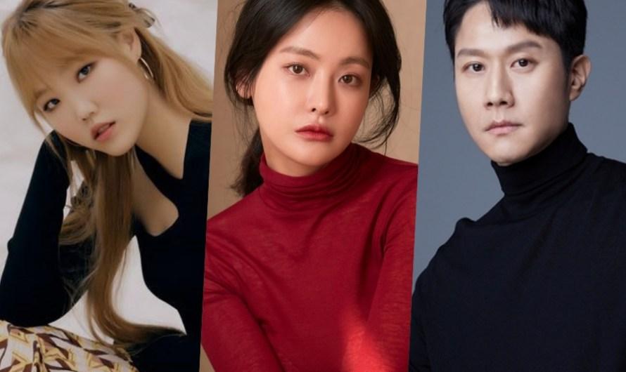 Lee Suhyun do AKMU confirmada a se juntar a Oh Yeon Seo e Jung Woo em novo drama