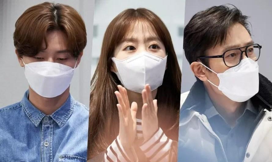 Park Seo Joon, Park Bo Young e Lee Byung Hun expressam empolgação ao começarem a filmar filme