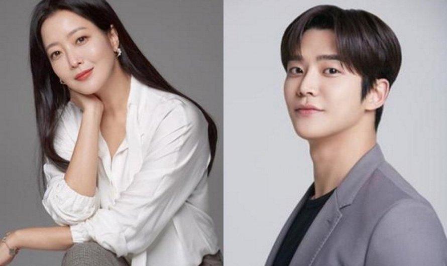 Atualização: Rowoon do SF9 e Kim Hee Sun em negociações para estrelar como protagonistas de um drama de fantasia baseado em Webtoon