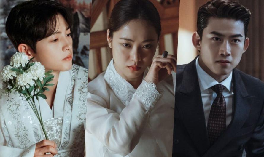 Song Joong Ki, Jeon Yeo Bin e Taecyeon do 2PM cativantes no set de 'Vincenzo'