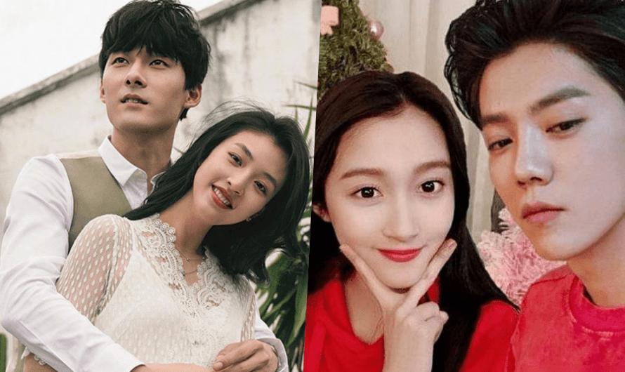 5 casais de verdade que se apaixonaram nos sets de C-dramas
