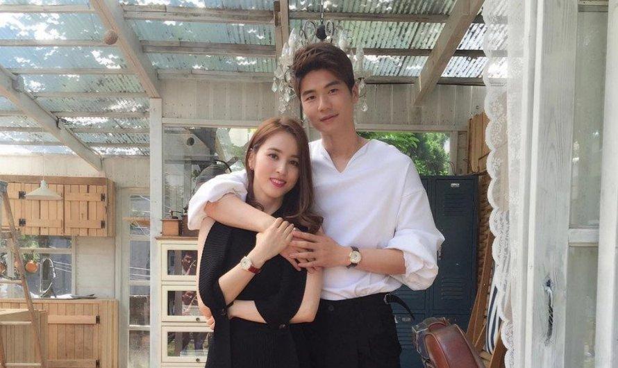 Atriz Han Hye Jin fala sobre os rumores sobre seu marido Ki Sung Yong