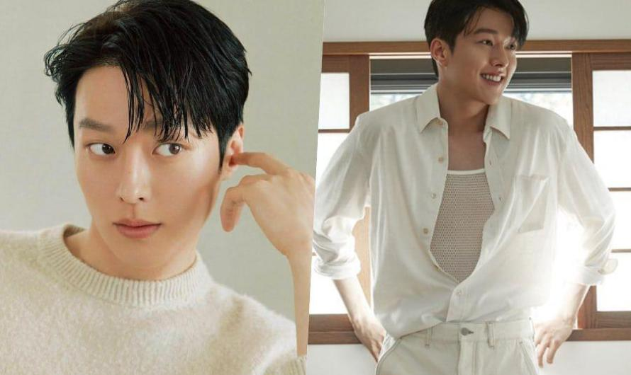 9 razões pelas quais não podemos deixar de nos apaixonar por Jang Ki Yong