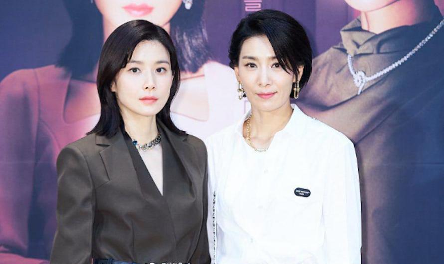Lee Bo Young e Kim Seo Hyung falam sobre interpretar personagens femininas fortes em 'Mine'