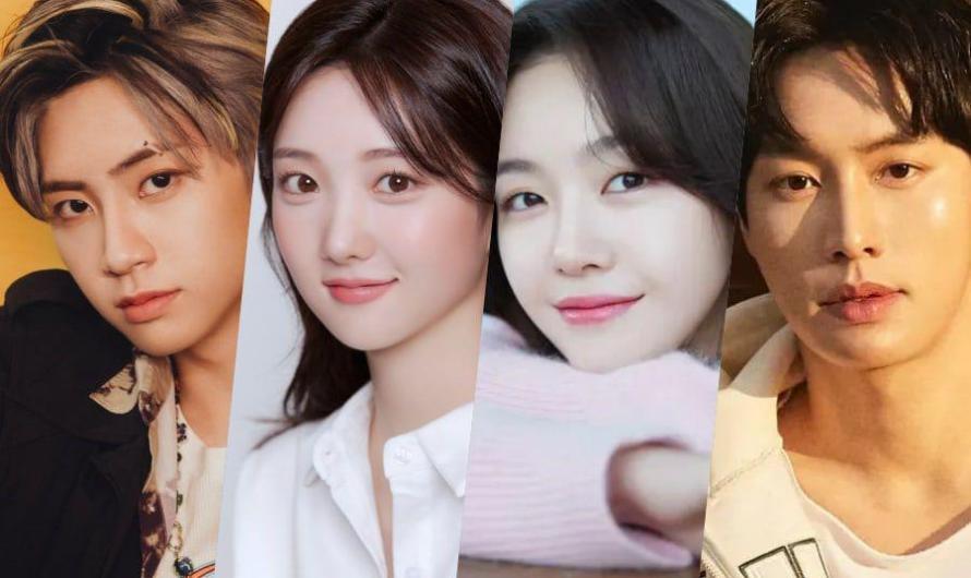Lee Jin Hyuk, Nam Kyu Hee e mais elenco no drama estrelado por Minah e Kwon Hwa Woon