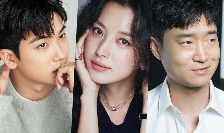 Park Hyung Sik, Han Hyo Joo e Jo Woo Jin confirmados para novo drama apocalíptico