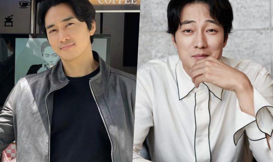 So Ji Sub mostra amor pelo novo drama de seu amigo Song Seung Heon, 'Voice 4'