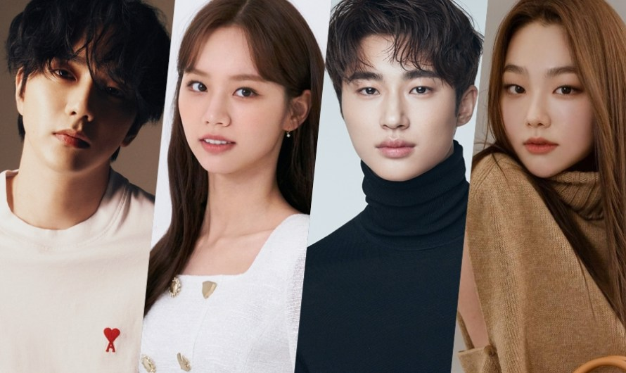 Yoo Seung Ho e Hyeri do Girl's Day confirmados para drama histórico + Byun Woo Seok e Kang Mina em negociações
