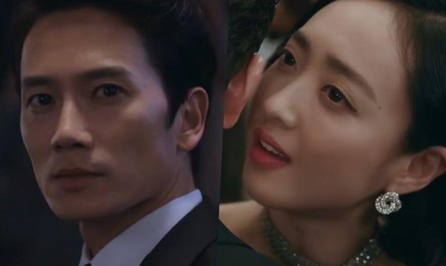 Ji Sung e Kim Min Jung são rivais ambiciosos no novo teaser de 'The Devil Judge'