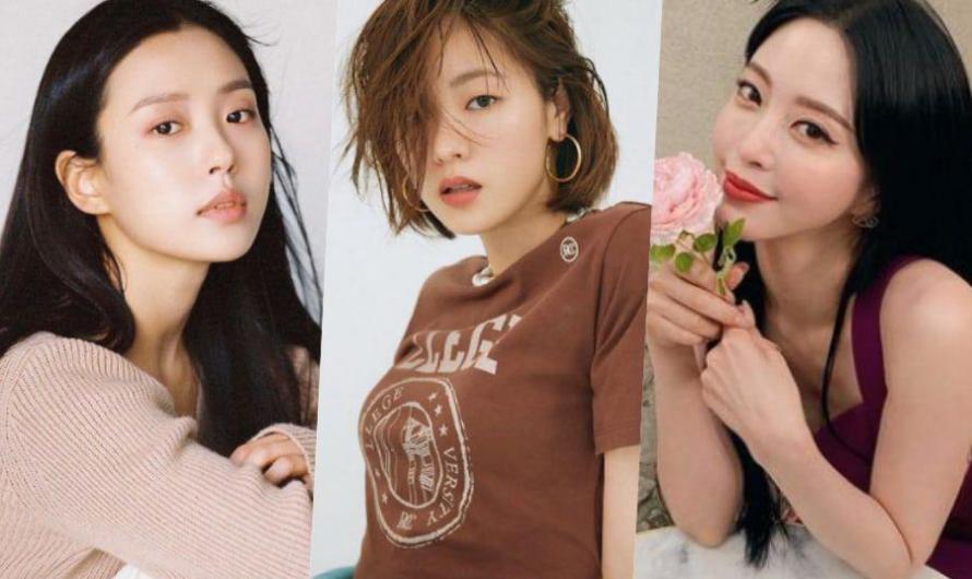 9 melhores looks de estrelas coreanas no verão