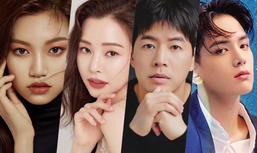 Kim Doyeon do Weki Meki se junta a Honey Lee, Lee Sang Yoon e Younghoon do THE BOYZ em um novo drama Rom-Com