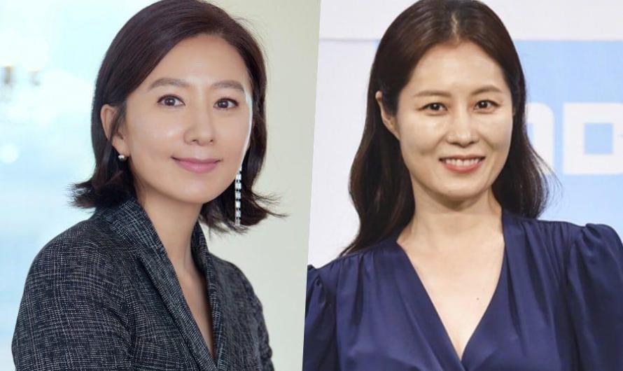 Kim Hee Ae e Moon So Ri em negociações para protagonizar novo drama