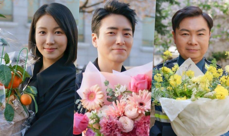 Kim Ok Bin, Lee Joon Hyuk e outros membros do elenco de 'Dark Hole' compartilham os comentários finais sobre o drama
