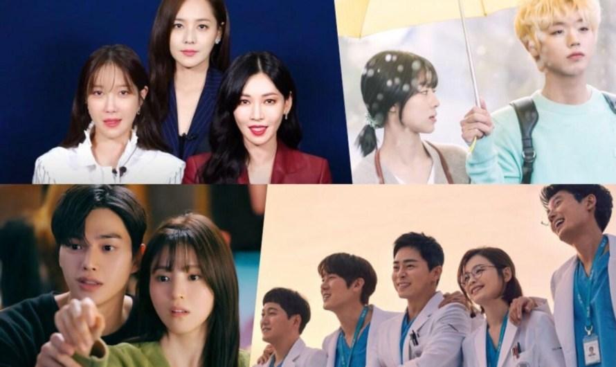 8 K-Dramas que estrearão em junho