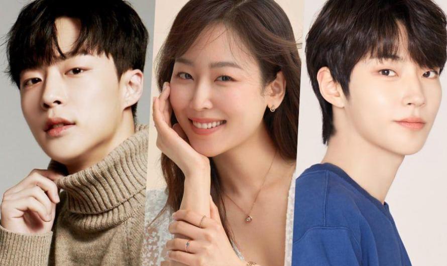 Bae In Hyuk confirmou se juntar a Seo Hyun Jin no novo drama + Hwang In Yeop em negociações