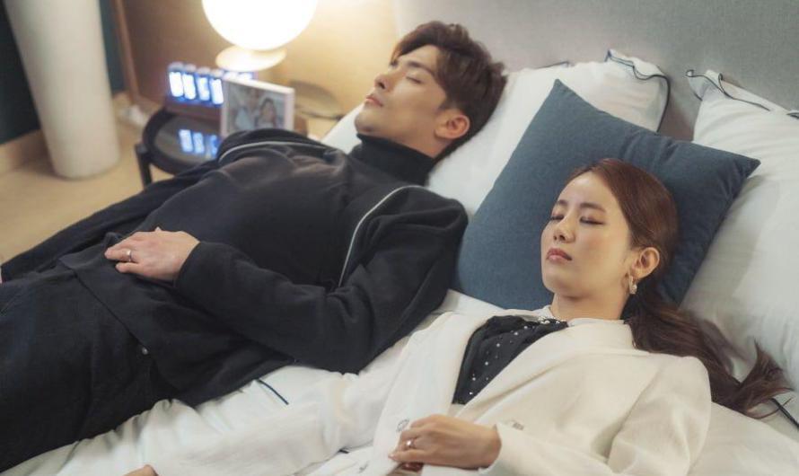 Sung Hoon e Lee Ga Ryung compartilham um momento bêbado da verdade em 'Love (Ft. Marriage And Divorce) 2'