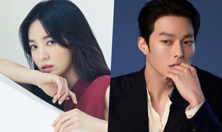 Song Hye Kyo mostra a sua química com Jang Ki Yong para o próximo drama