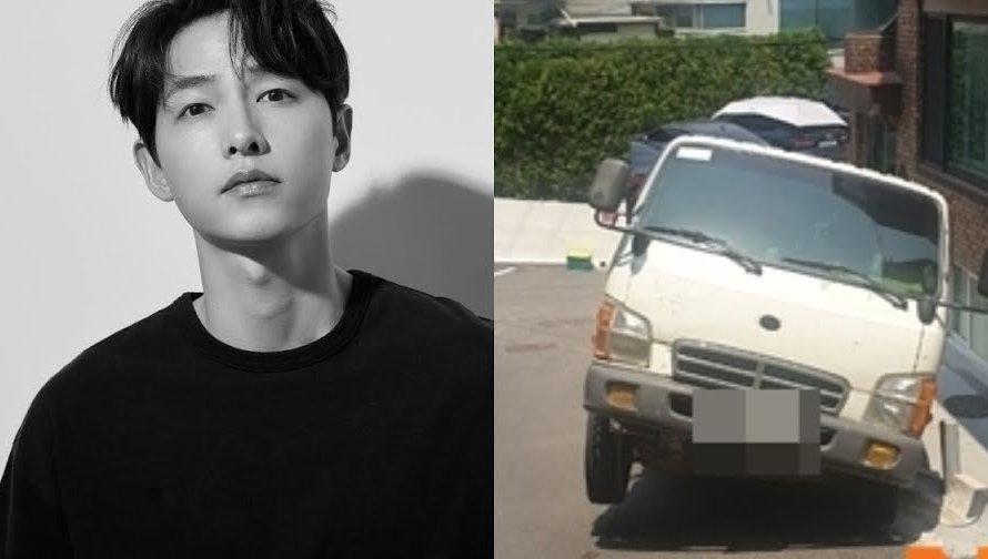Song Joong Ki é criticado pela construção ilegal e modificações nas ruas de sua casa em Itaewon, causando danos a outros residentes