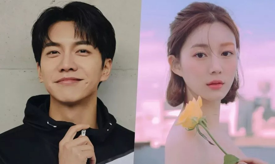 Lee Seung Gi e Lee Da In terminaram?