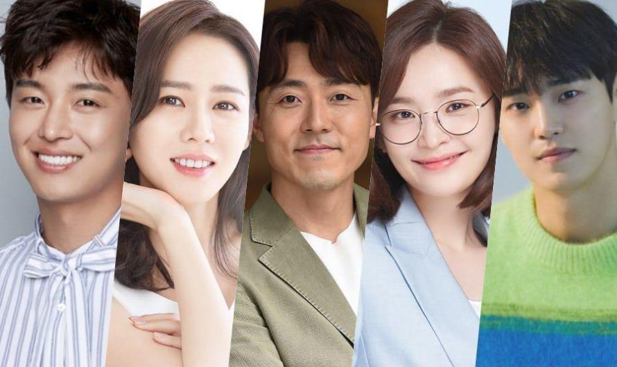 Yeon Woo Jin, Lee Moo Saeng e Lee Tae Hwan confirmados para o novo drama de Son Ye Jin e Jeon Mi Do