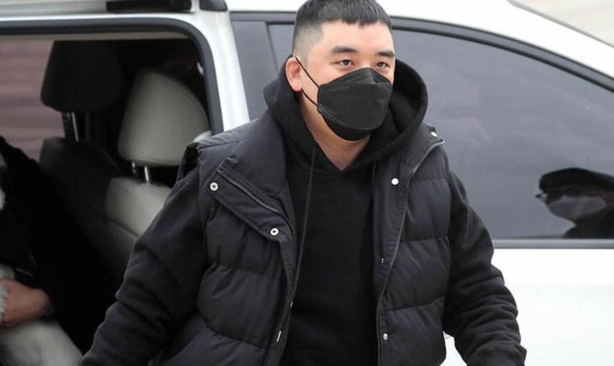 Seungri recebe sentença de 3 anos de prisão