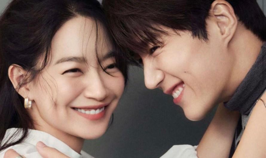 Entrevista: Shin Min Ah e Kim Seon Ho