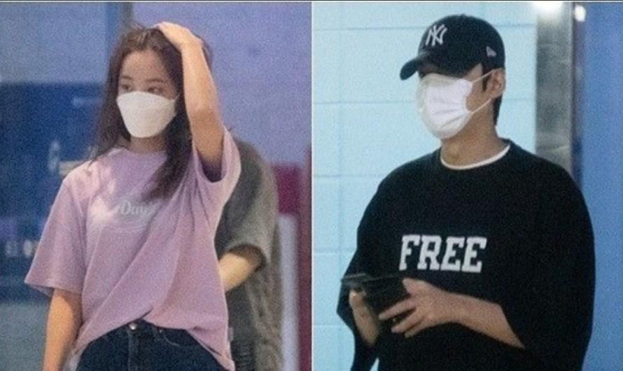 Yeonwoo e Lee Min Ho estão em um relacionamento!