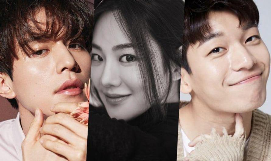 Lee Dong Wook, Han Ji Eun e Wi Ha Joon confirmados para novo drama da OCN