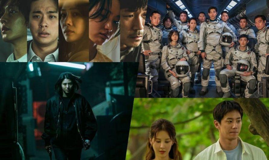 Netflix revela suas próximas estreias de filmes e dramas coreanos