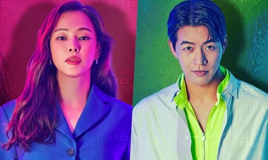 Lee Sang Yoon e Honey Lee prometem se vingar no pôster de 'One the Woman'