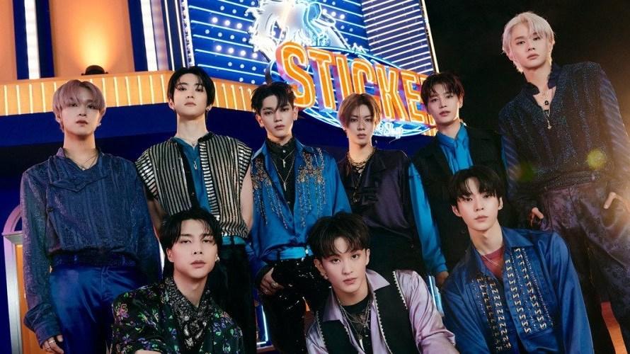 O terceiro full-album do NCT 127, 'Sticker', registra um total de 2,1 milhões de vendas na pré-venda