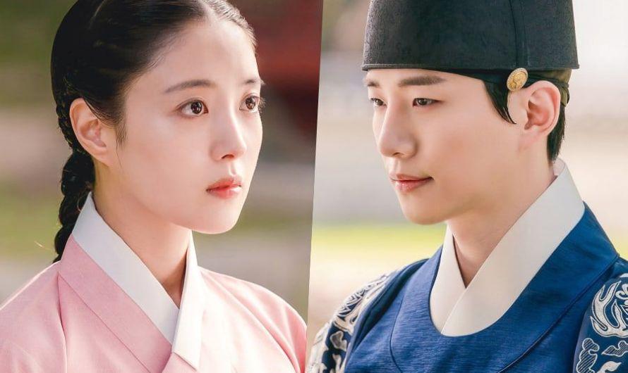 Junho do 2PM e Lee Se Young estão em seu próprio mundo em um novo drama histórico