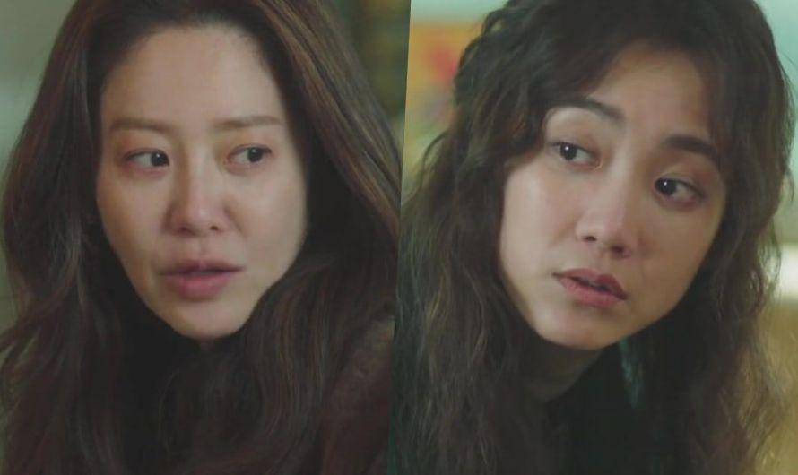Go Hyun Jung e Shin Hyun se enfrentaram em intensos teasers de 'Reflection Of You'