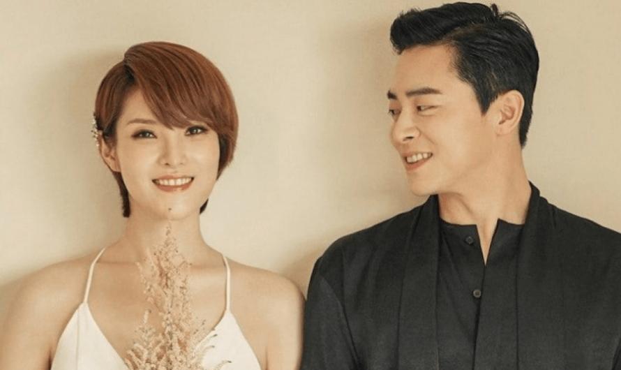Gummy compartilha como sua filha se parece com o marido Jo Jung Suk e mais