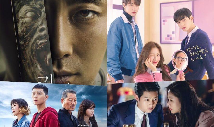 Twitter revela os 20 K-dramas e K-filmes mais mencionados em todo o mundo