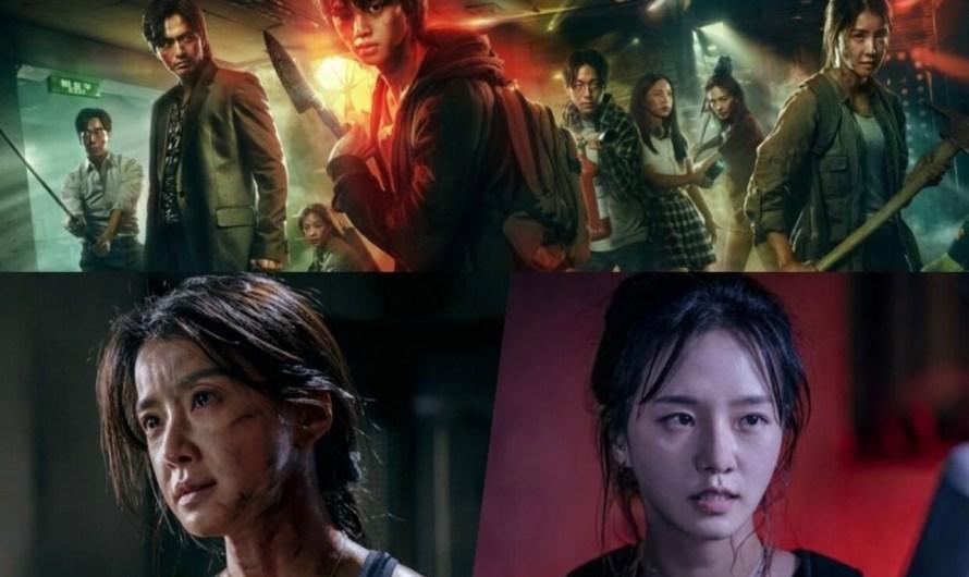 Foi reportado que a segunda temporada de 'Sweet Home' da Netflix retornará com Lee Si Young e Park Gyu Young