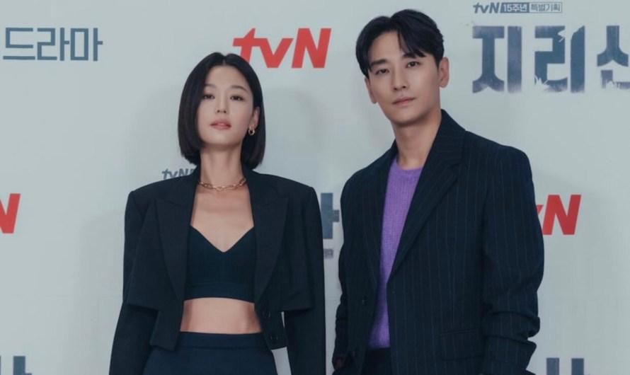 Jun Ji Hyun, Joo Ji Hoon e mais falam sobre uma visita ao Monte Jiri, e trabalhar com a escritora de 'Kingdom' Kim Eun Hee