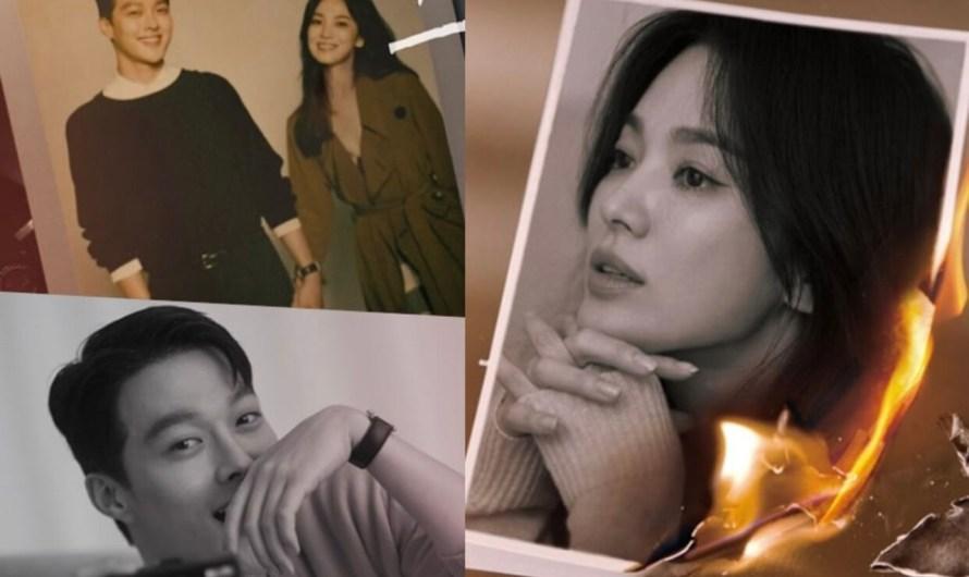 Jang Ki Yong e Song Hye Kyo destacam o processo de amar em novos pôsteres de 'Now, We Are Breaking Up'