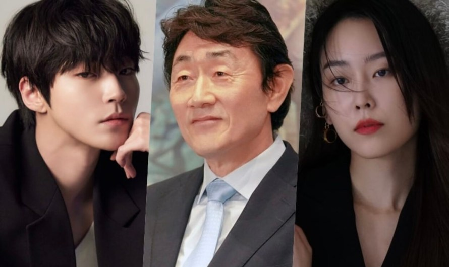 Hwang In Yeop e Heo Joon Ho confirmados para se juntar a Seo Hyun Jin em novo drama