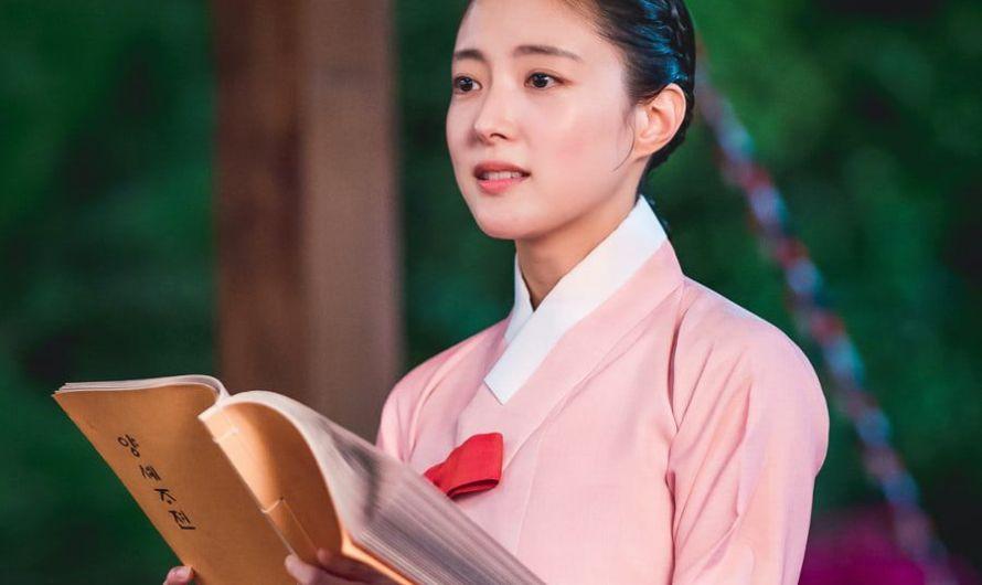 Lee Se Young descreve sua personagem em 'The Red Sleeve Cuff', como é trabalhar com 2 PM's Junho e mais