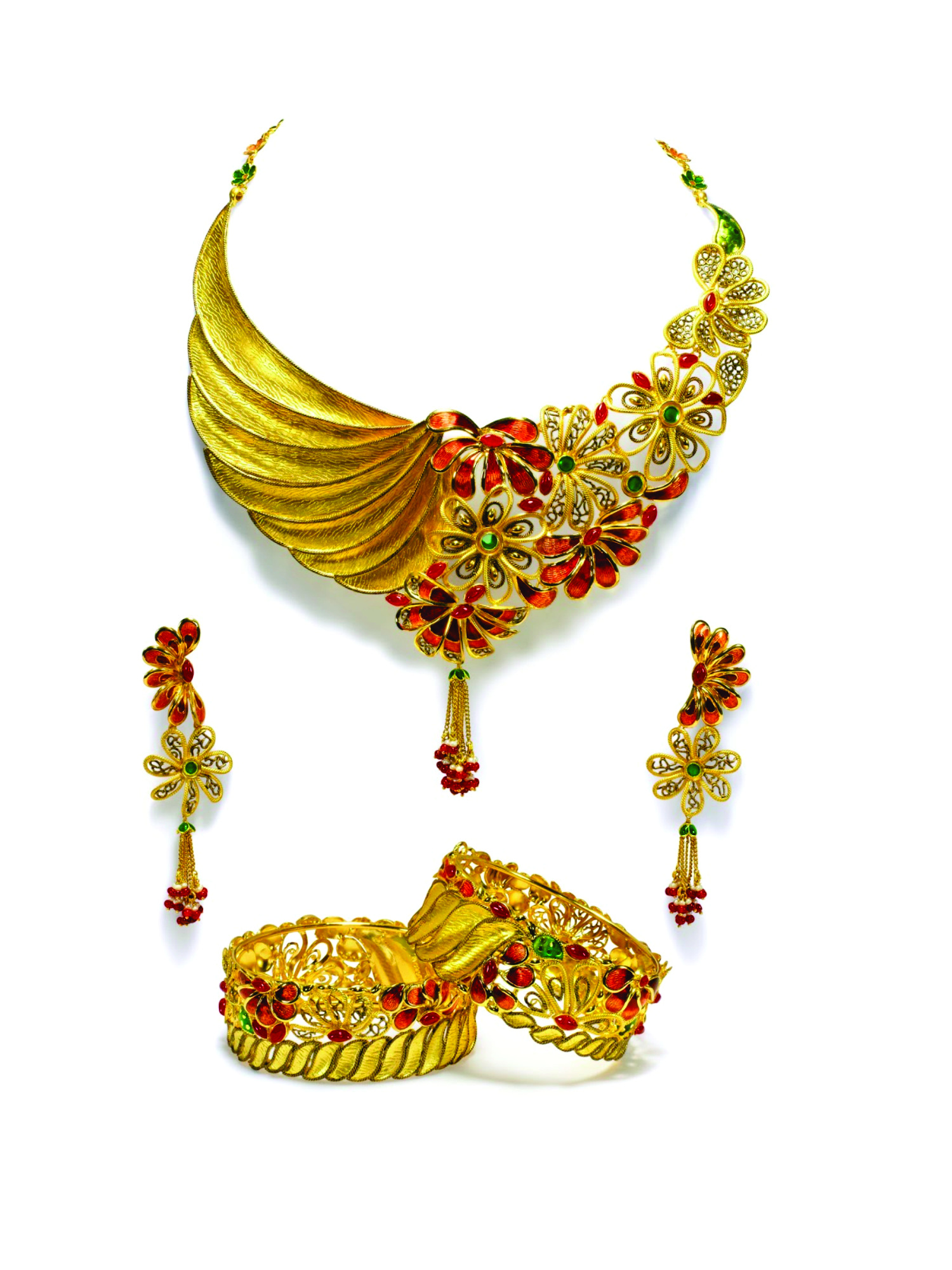 Now Avail Exclusive Azva Collection From Senco Gold Ltd. - Core ...