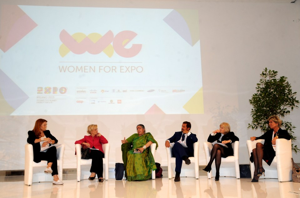Women for Expo 2