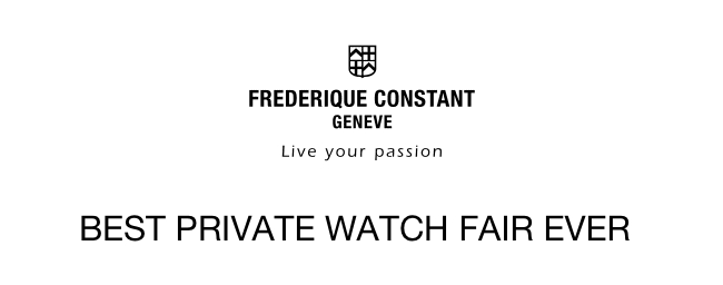 federique constant