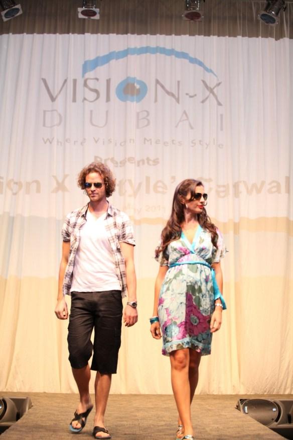 Fashion shows return to Vision-X Dubai 2014