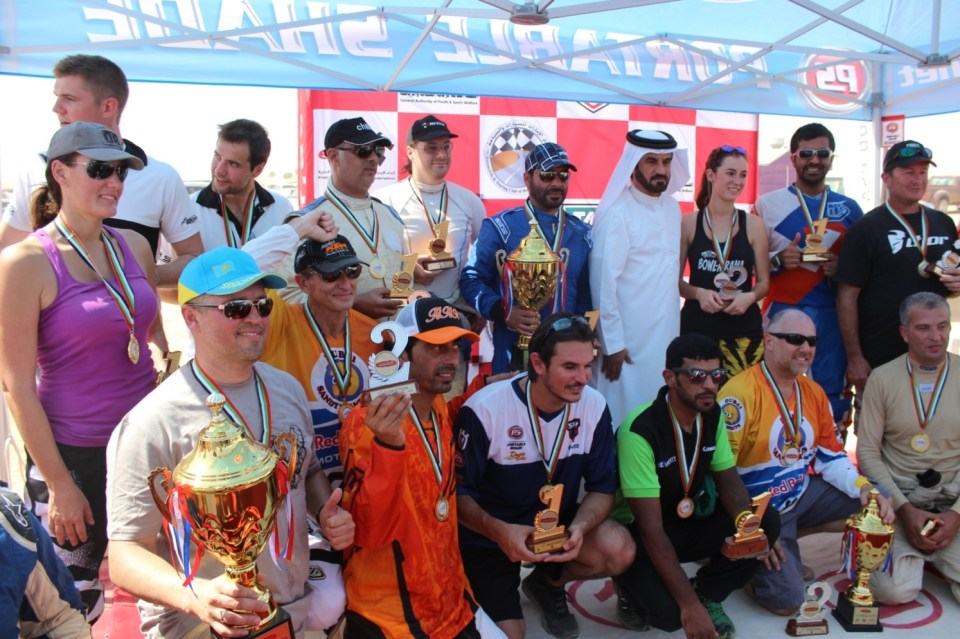 Emirates DC Rnd 2 prizewinners