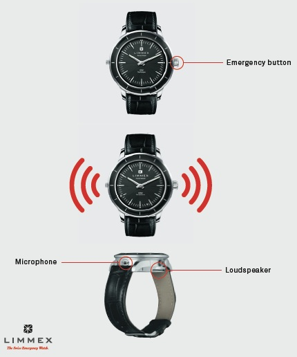 Limex connected watches