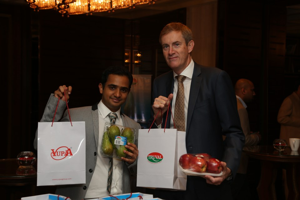 03 Mr. Parth Karvat  Director Yupaa Group of Companies and Marc Evrard  Managing Director of Be Fresh Asia & Chief Ma_