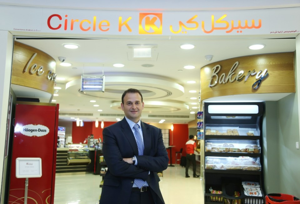 Fahmi Al Shawa  CEO  Circle K Arabia