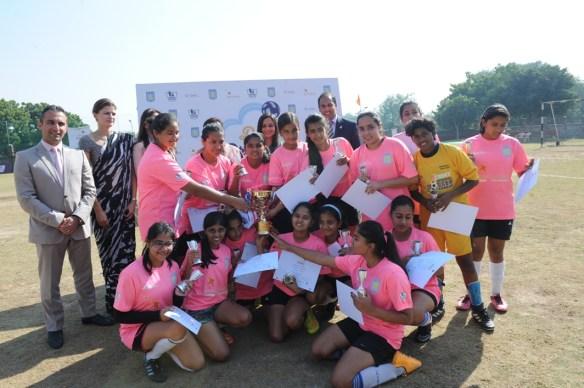 Bahruz Balayev Kalyani Chawla Abha Sehgal Shalu Jindal Lora Prabhu Sara Pilot Ravinder Masih with 1 runner up step by_