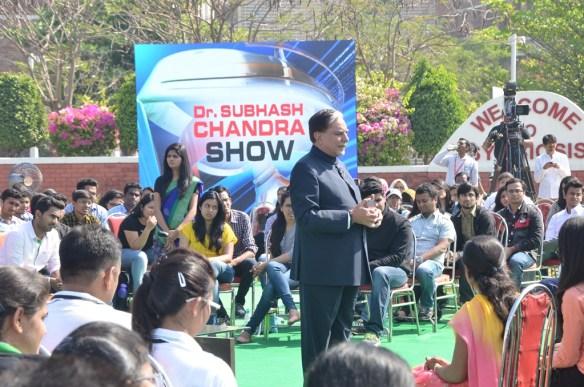 Subhash Chandra  Chairman  Essel Group